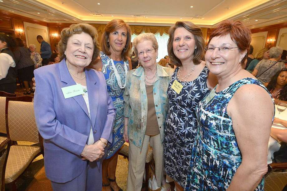 Hour Photo/Alex von Kleydorff Retirement party for Dr. Beatrice Krawiecki