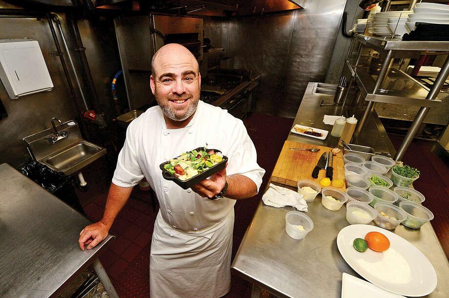 Hour photo / Erik Trautmann Matt Storch, owner and head chef of Match restaurant in SoNo.