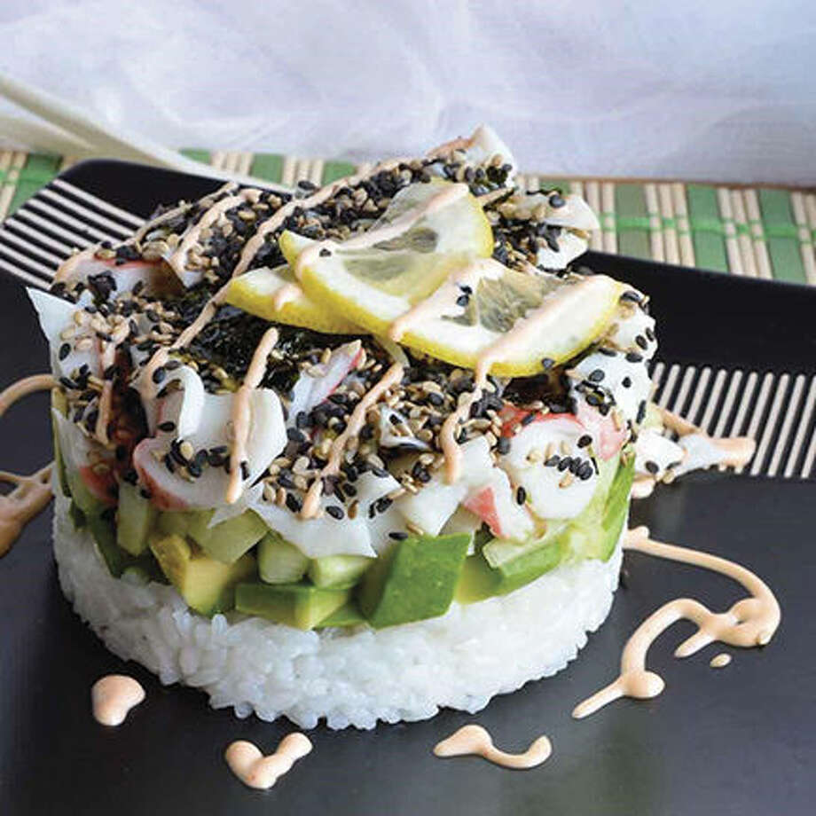 Homemade Sushi is Easy with Surimi