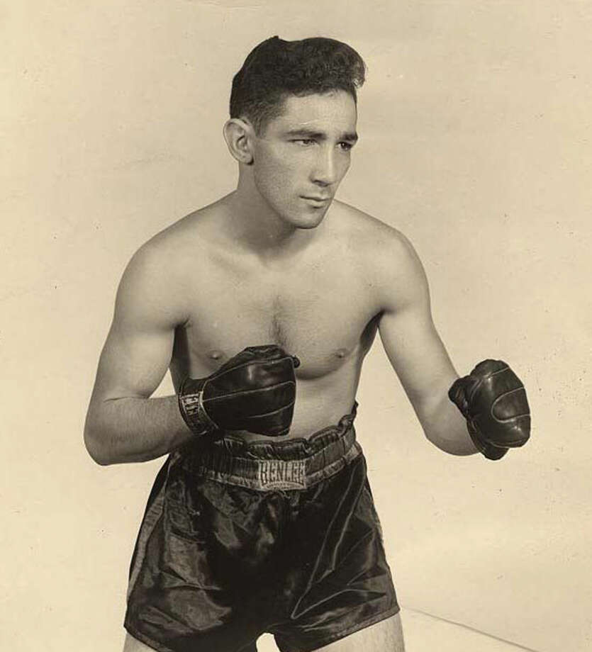 Photo contributed by Connecticut Boxing Hall of Fame - Willie Pep