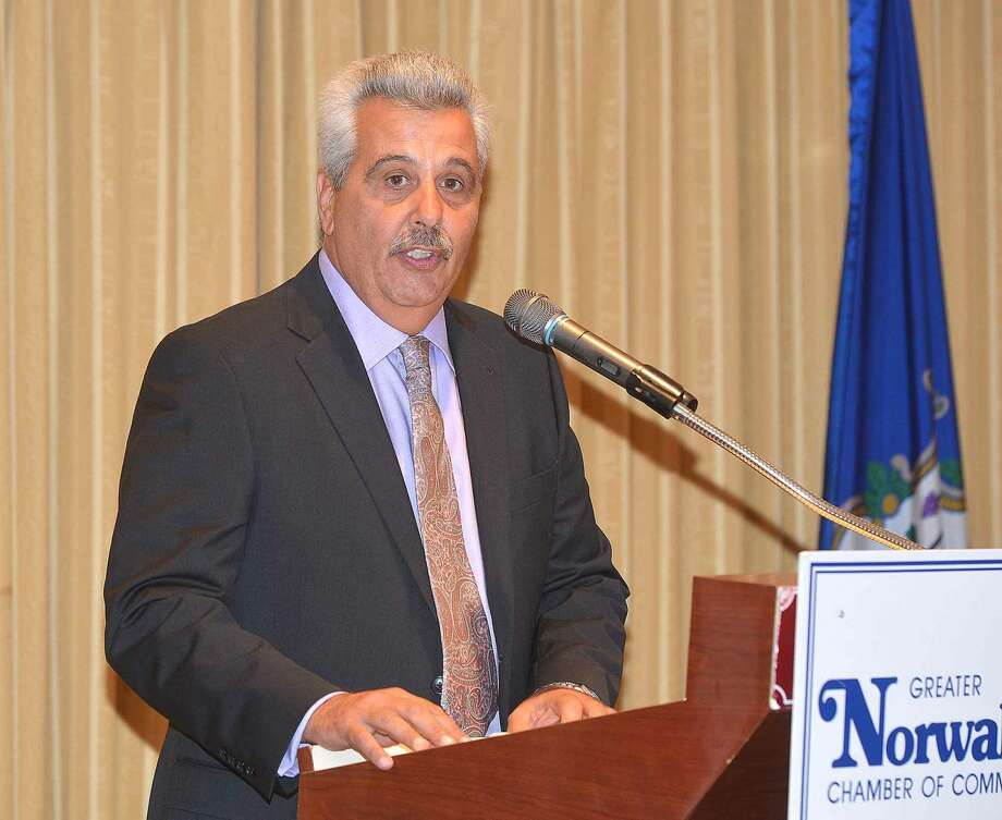 Hour Photo/Alex von Kleydorff The Greater Norwalk Chamber of Commerce, Small Business Council 2015 Small Business awards