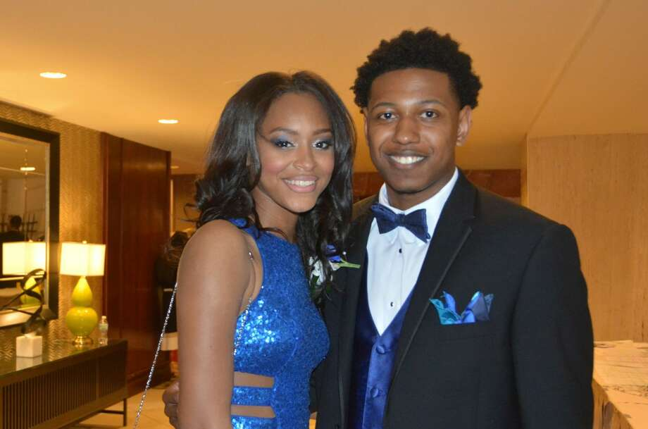New Canaan High School seniors celebrated their senior prom night at the Stamford Marriott on May 20, 2016. The class graduates on June 15. Were you SEEN at prom?