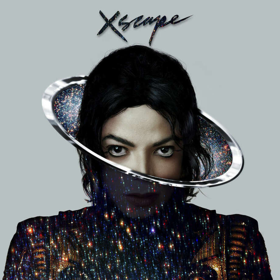 "This CD cover image released by Epic shows ""Xscape,"" a release by Michael Jackson. (AP Photo/Epic)"