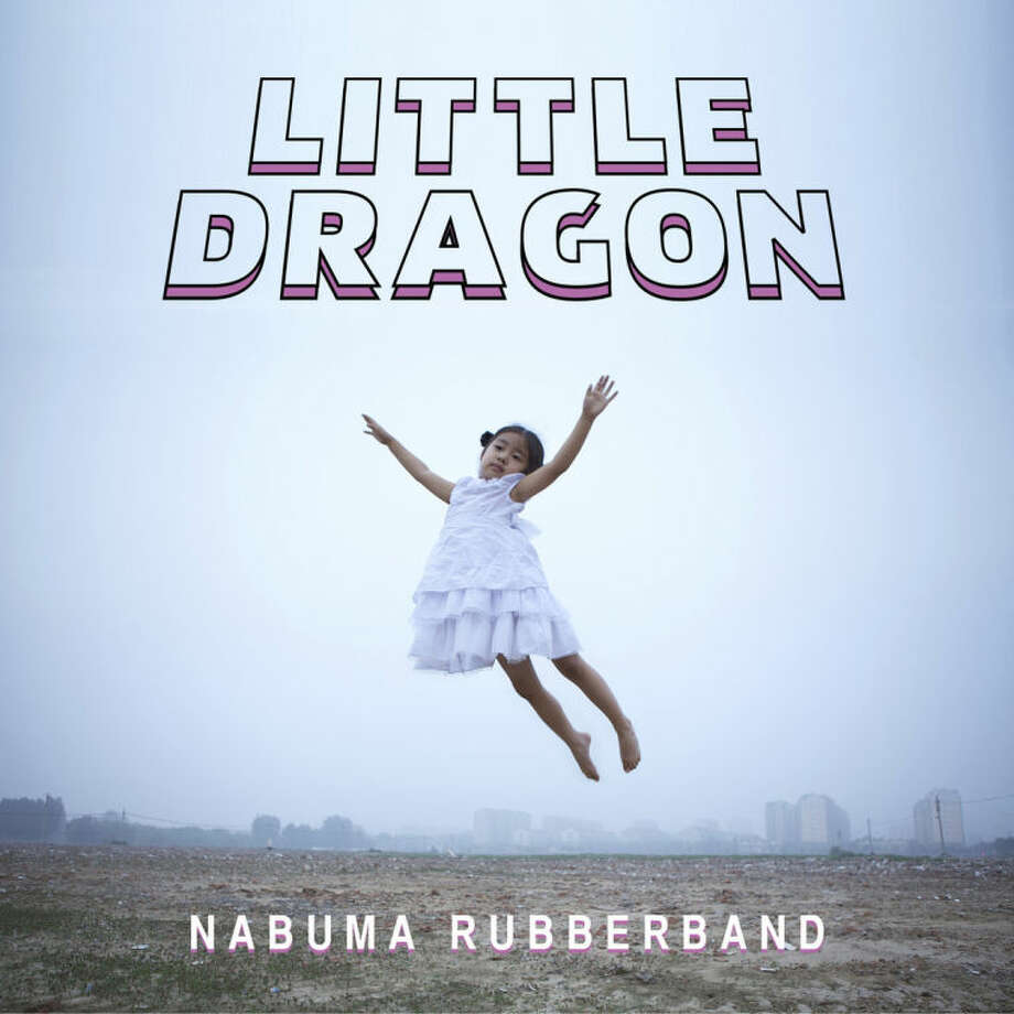 """This CD cover image released by Loma Vista Records shows """"Nabuma Rubberband,"""" by Little Dragon. (AP Photo/"""