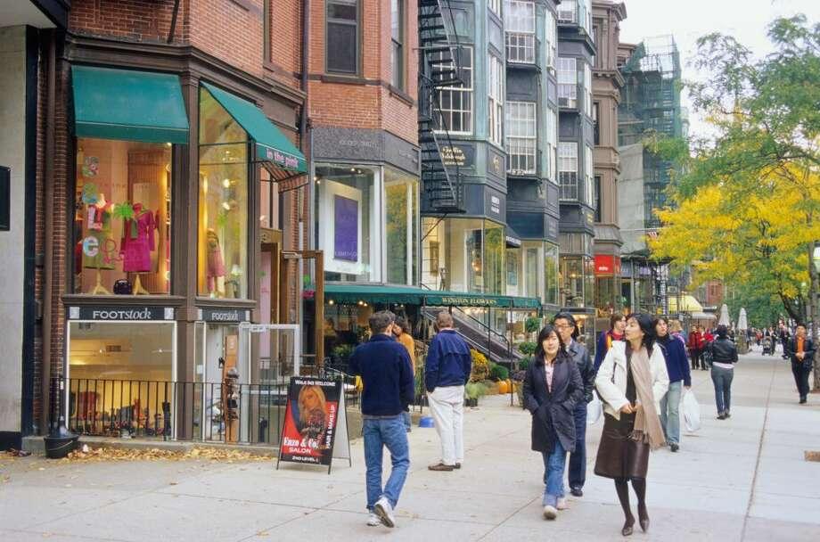 Best rent and wage gaps in America:7. Massachusetts -Average renter wage: $18.47/hr; Average two-bedroom housing wage needed: $25.91/hr;Gap:$7.44/hr Photo: Franz Marc Frei