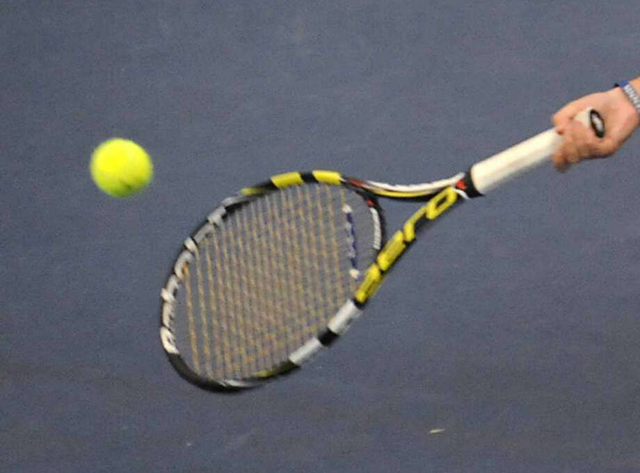 Longest tennis volley rally-Angelo and Ettore Rossetti hold the longest tennis volley on record, by completing 30,576 volleys, at the Weston Racquet Club in Weston on August 8, 2015.