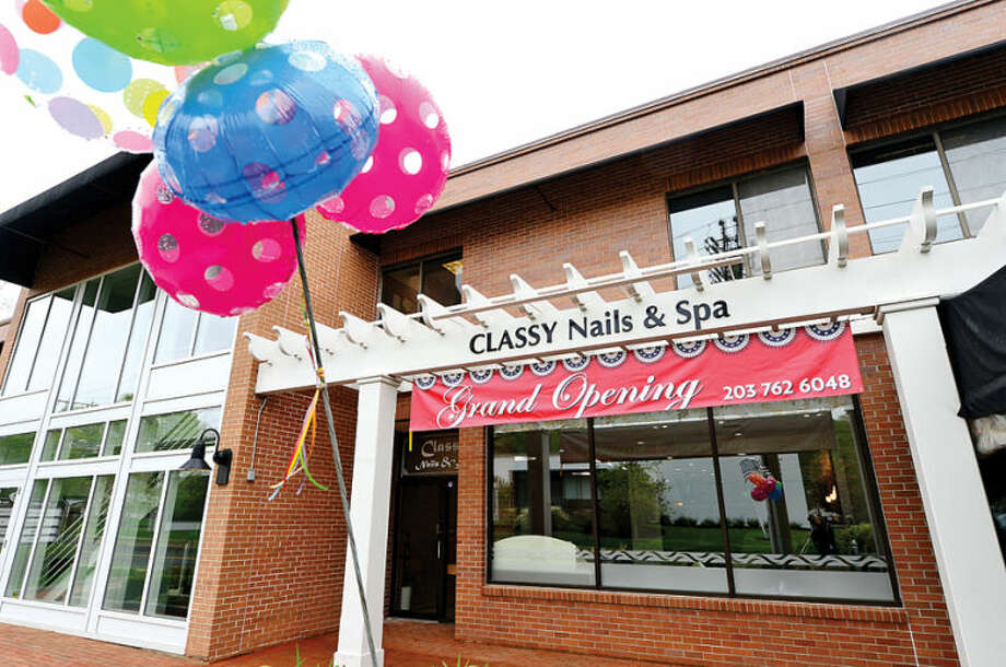 Classy Nails opens on Old Ridgefield Road in Wilton.