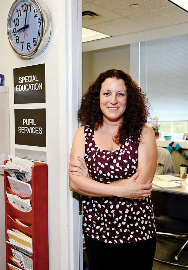 Hour photo / Erik Trautmann Christina Fensore was recently appointed as Norwalk Public Schools' Director of Special Education.