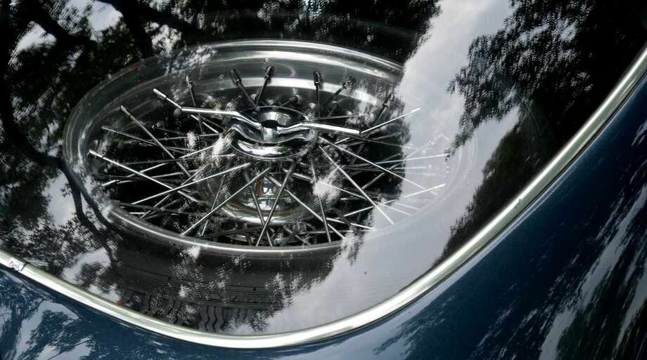 Hour Photo/Alex von Kleydorff. 2015 Greenwich Concours d' Elegance, Imported cars judged on Sunday