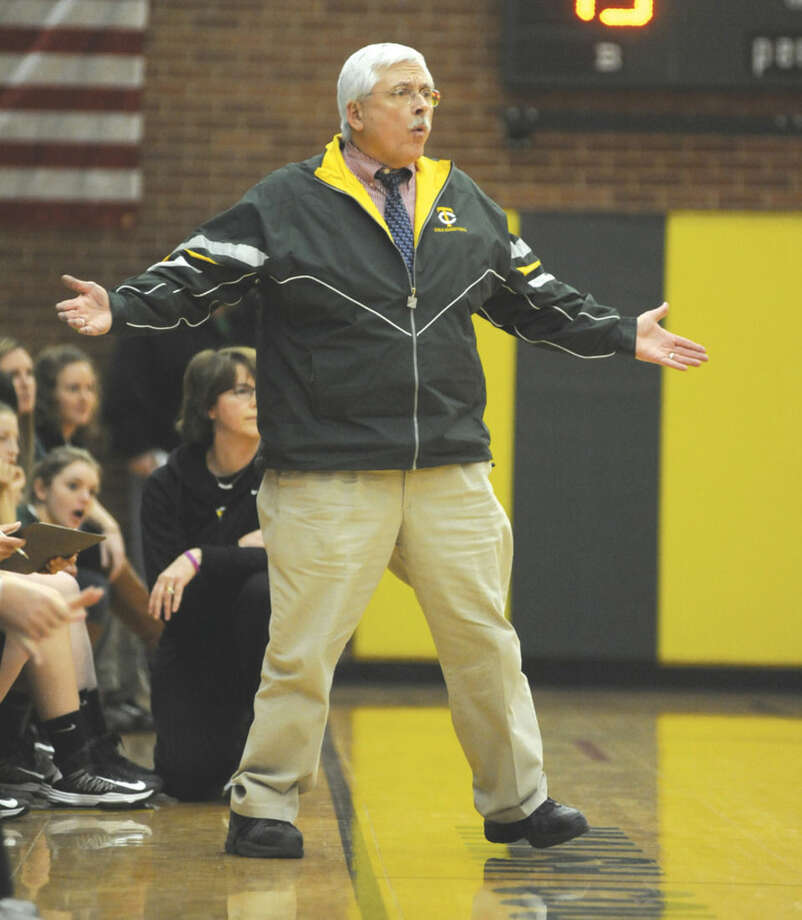 Tom Kriz is a product of Central Catholic's coaching tree.