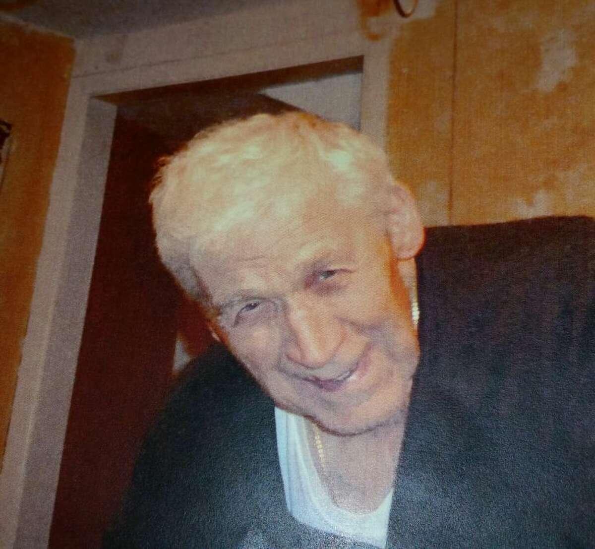 93-year-old Wojciech Piekos missing