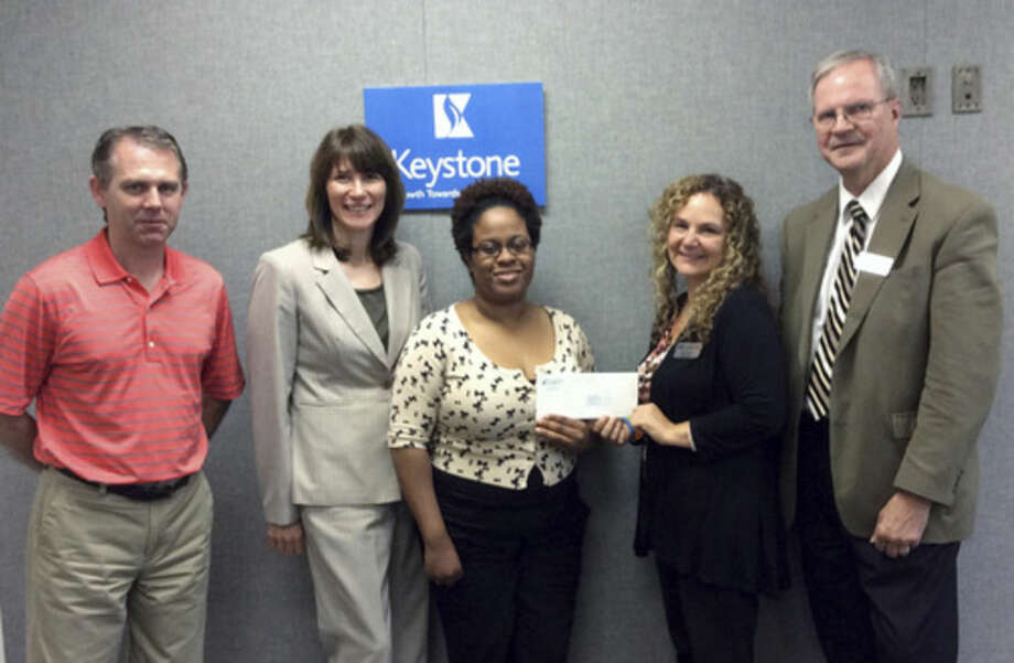 Keystone House gets grant from First County Bank