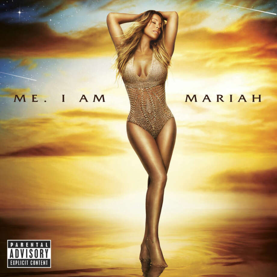 "Ap photoThis CD cover image released by Def Jam Records shows ""Me. I Am Mariah The Elusive Chanteuse"" by Mariah Carey."