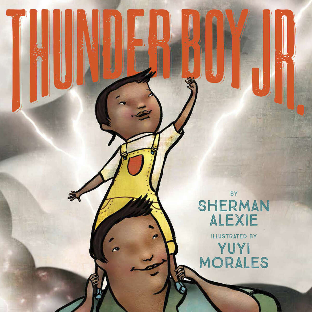 This book cover image released by Little, Brown Books for Young Readers shows children's book
