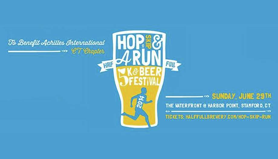 Half Full Brewery Hop, Skip and A Run
