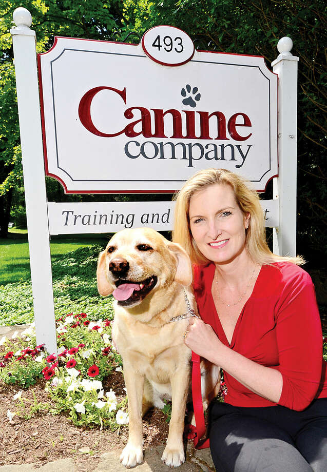Jennifer Hill, president and CEO of Canine company, took over for the business created by her parents.