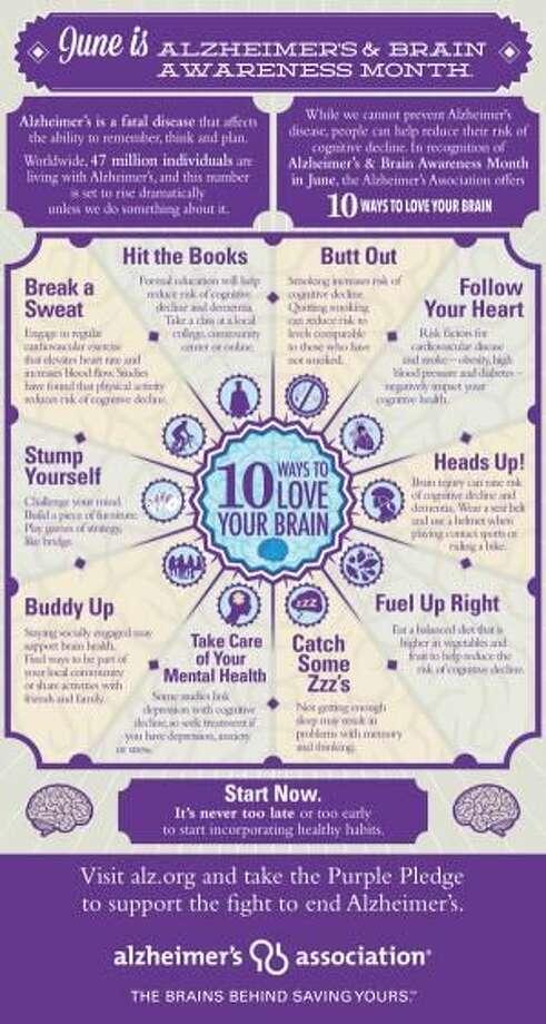 10 Ways to Love Your Brain