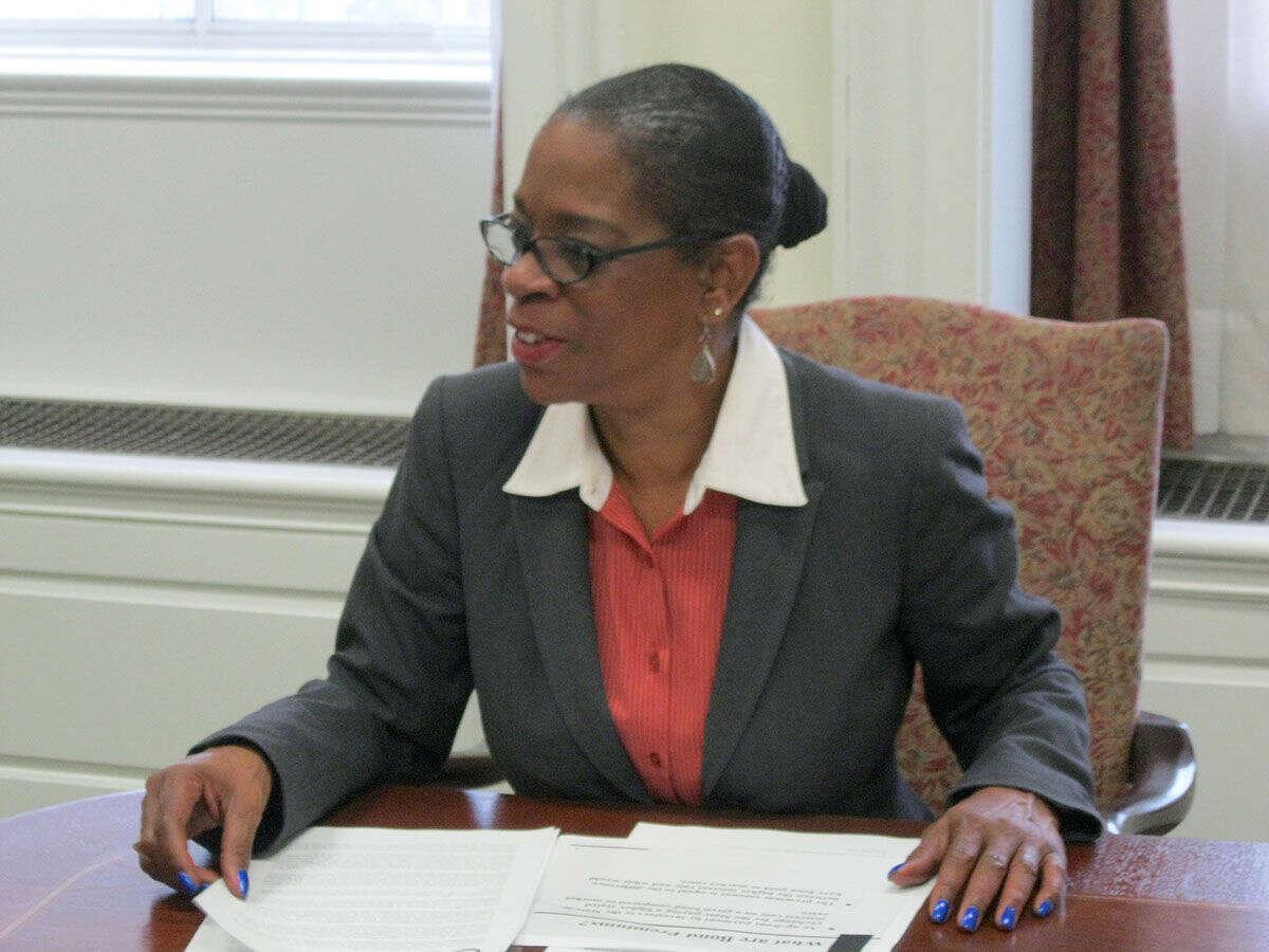 KEITH M. PHANEUF / CTMIRROR.ORG State Treasurer Denise L. Nappier