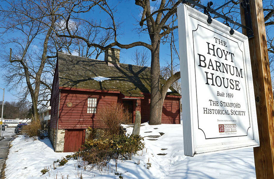 Mayor David Martin has proposed moving the Hoyt-Barnum House to build a new police headquarters. The Hoyt-Barnum House, built in 1699, is Stamford's oldest house.