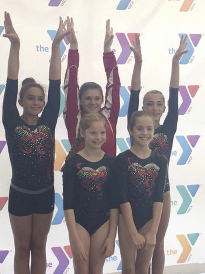 Wilton gymnasts earn medals at Nationals