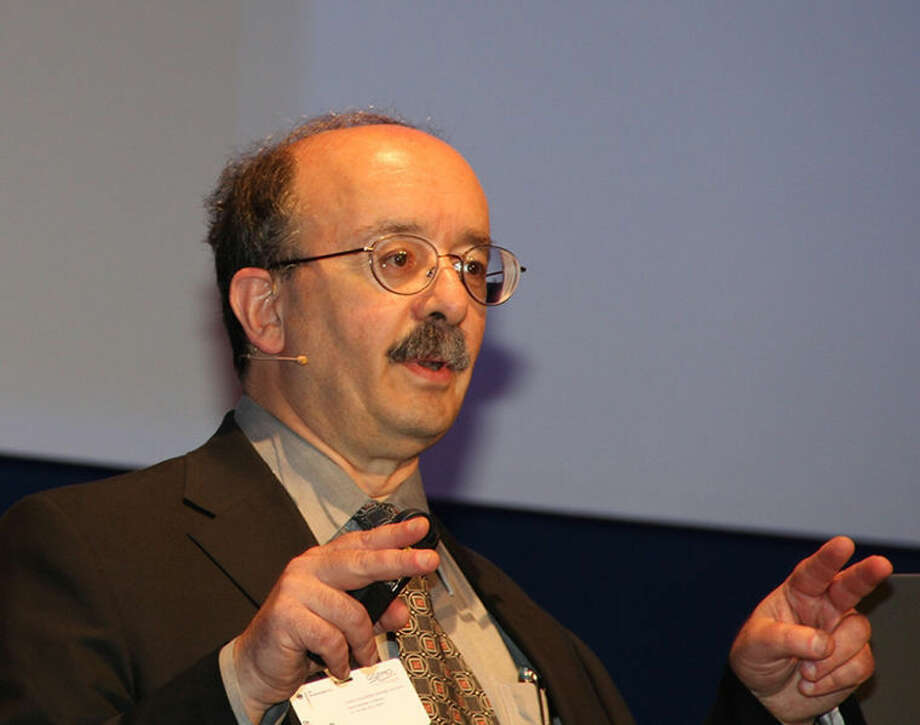Rudolf SimonThe Colorado-based sustainability think-tank Rocky Mountain Institute (RMI) believes we already have the technologies to help foster a rapid evolution of our electricity system, but we still need the political and institutional will to make it happen. ÊPictured: RMI founder Amory Lovins speaking at an energy summit in Berlin, Germany in 2013. Ê
