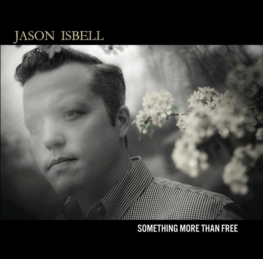 "This CD cover image released by Southeastern Records shows ""Something More Than Free,"" a release by Jason Isbell. (Southeastern Records via AP)"
