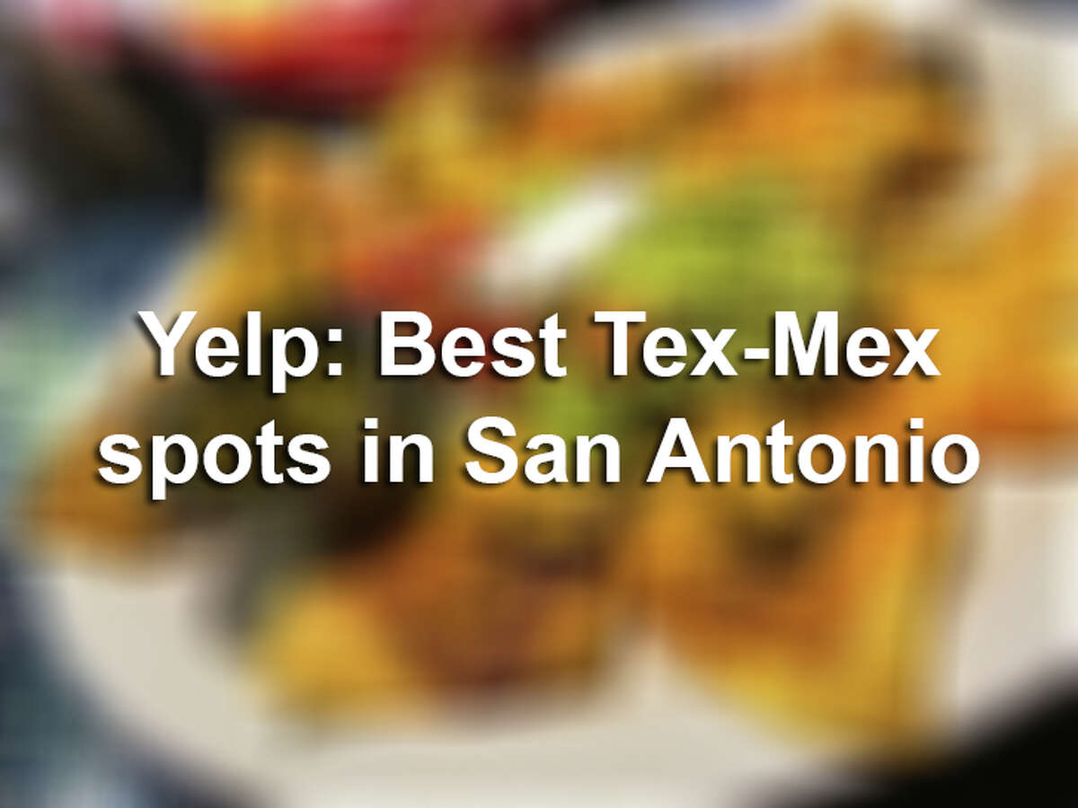Scoll on to see some of the best Tex-Mex locations in San Antonio.