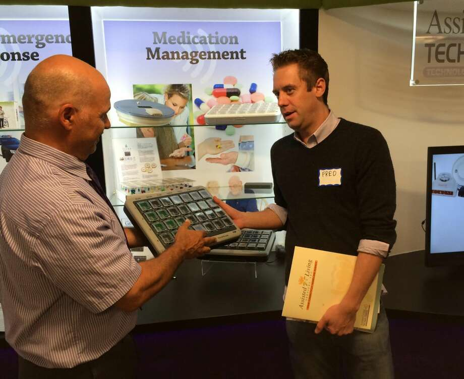 Eldercare Providers Attend Assisted Living Technologies Symposium