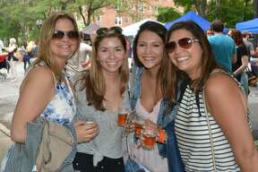 Beer lovers sampled craft brews from local and regional breweries during Stamford's Brews on Bedford June 11, 2016 at Latham Park. Attendees also enjoyed live music, games and food. Were you SEEN?