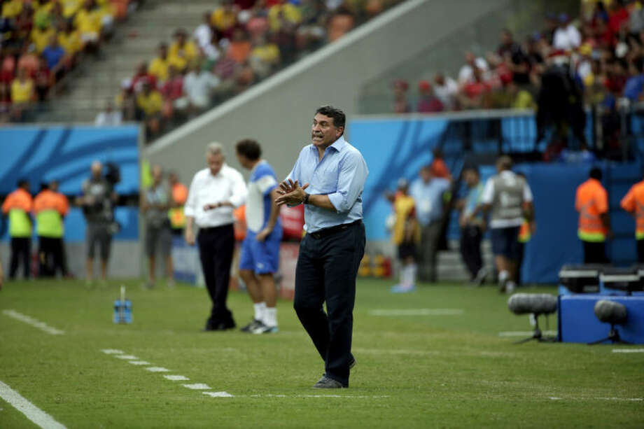 Honduras coach quits after World Cup elimination