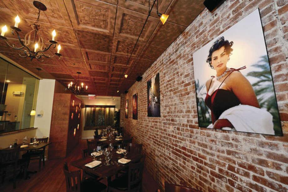 Hour photo / Erik Trautmann The new restaurant, Quartino Trattoria & Vineria, located on Washington St in SoNo.