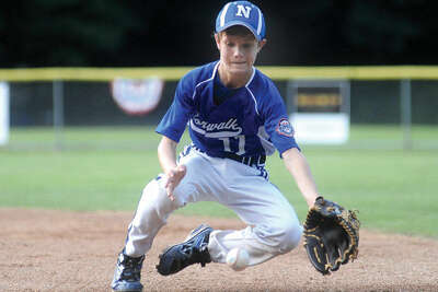 Cal Ripken Baseball Norwalk 11s Edges New Milford To Advance To Winner S Bracket Final
