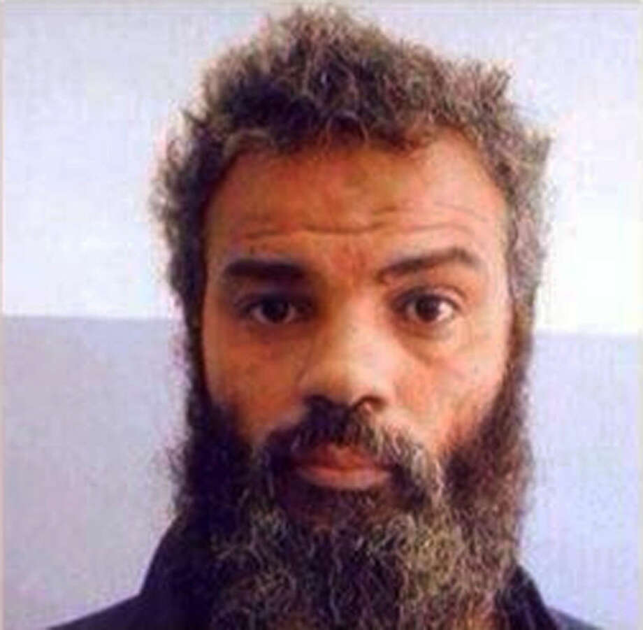 FILE - This undated file image obtained from Facebook shows Ahmed Abu Khattala, an alleged leader of the deadly 2012 attacks on Americans in Benghazi, Libya. Khattala faces criminal charges in the deaths of the U.S. ambassador to Libya and three other Americans. Newly revealed testimony from top military commanders involved in the U.S. response to the Benghazi attacks suggests that the perpetrators of a second, dawn attack on a CIA complex probably were different from those who penetrated the U.S. diplomatic mission the evening before and set it ablaze, killing Ambassador Chris Stevens and another American. The second attack, which killed two security contractors, showed clear military training, retired Gen. Carter Ham told Congress in closed-door testimony. (AP Photo/File)