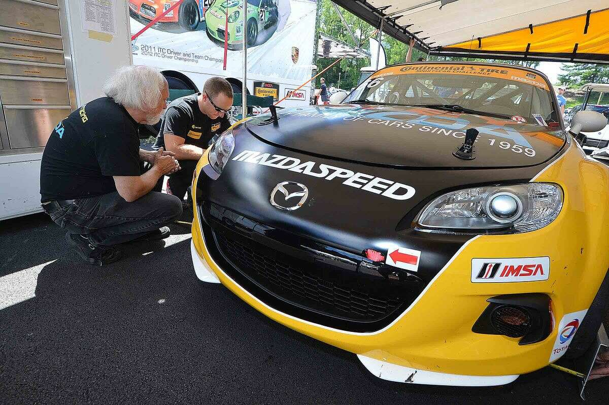 Hour Photo/Alex von Kleydorff TUDOR United Sportscar Challenge Northeast Grand Prix at Lime Rock Park