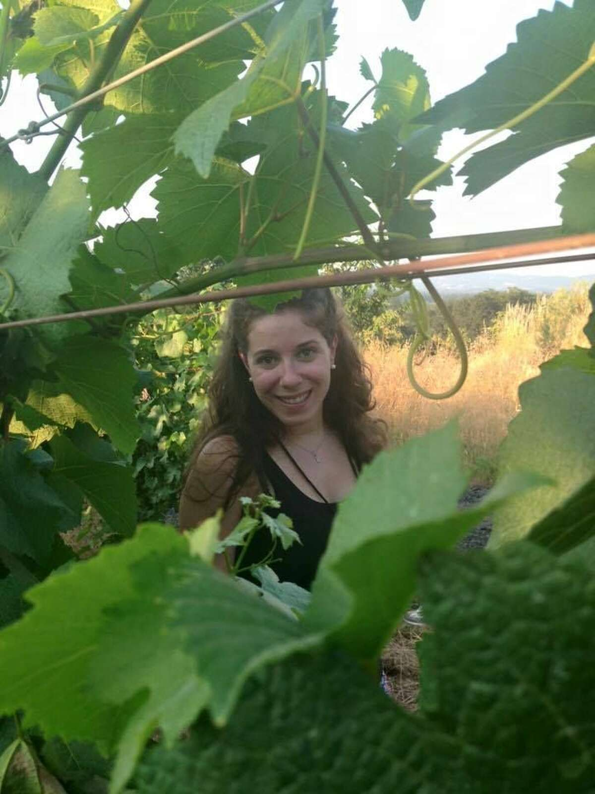 East Greenwich, RI: The Savory Grape, Rhode Island's premier wine shop, is proud to announce that wine buyer, Samantha Disenga, was 1 of less than 250 people chosen nationwide to attend Oregon Pinot Camp (OPC), an annual event hosted by wineries in the Willamette Valley each June.   Born and raised in Rhode Island, Samantha graduated from Johnson & Wales University earning an Associate degree in Culinary Arts and a Bachelor degree in Food Service Management with a concentration in Beverage Management. Samantha has traveled to Napa & Sonoma Valleys to learn about the varietals that grow best there - Cabernet Sauvignon and Chardonnay. She is very passionate about cooking and creating savory dishes along with well-paired wines.   Oregon Pinot Camp is an annual seminar held in the heart of Oregon wine country each June for 250 invited members of the wine trade. Only members of the wine trade who are invited by a participating OPC winery are eligible to attend Oregon Pinot Camp. Samantha was nominated to attend this year's camp by Foris Vineyards, Adelsheim Vineyard, and Anne Amie Vineyards.