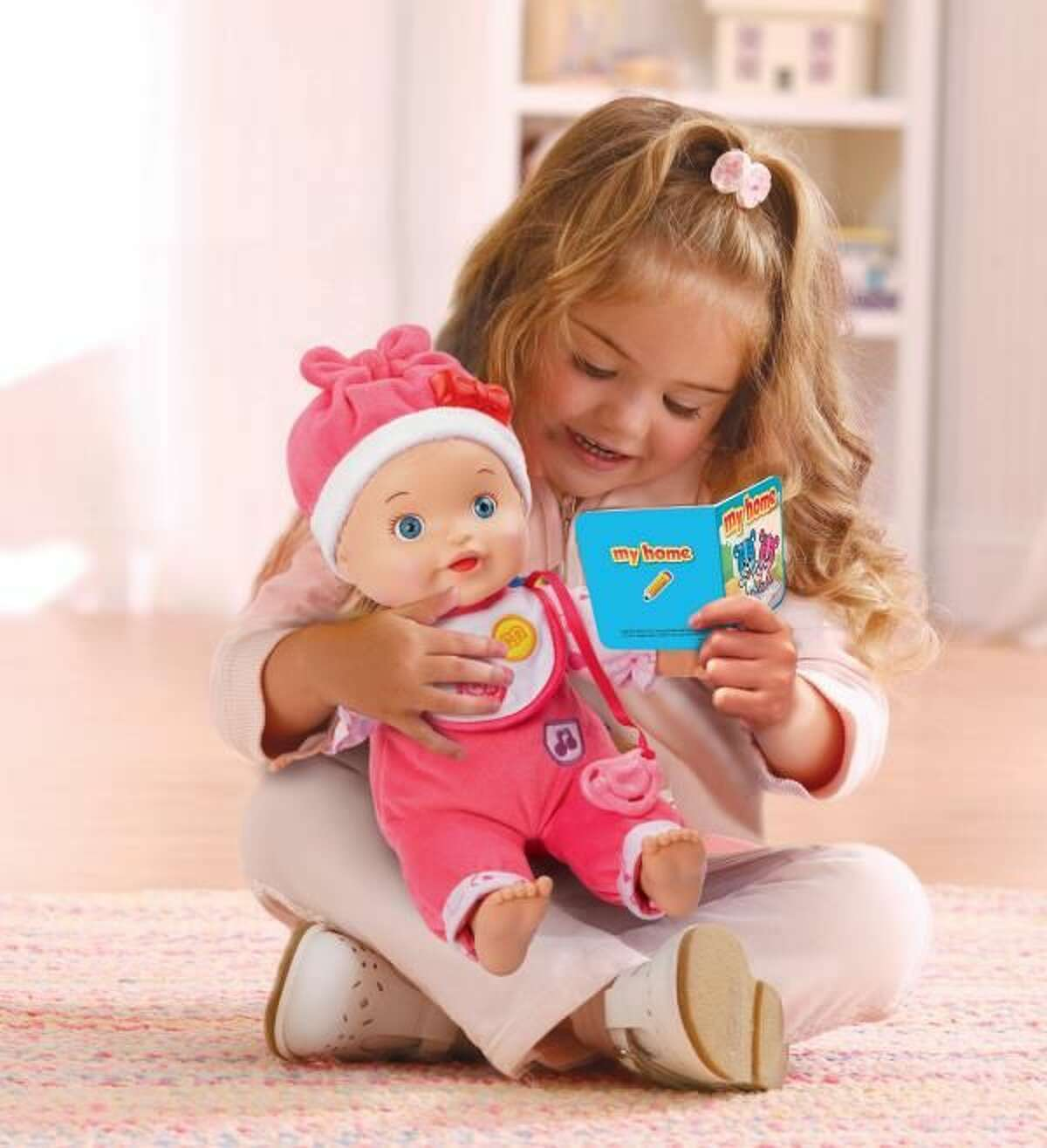 Not Your Mother's Baby Doll: Technology Puts a Twist on Classic Toys