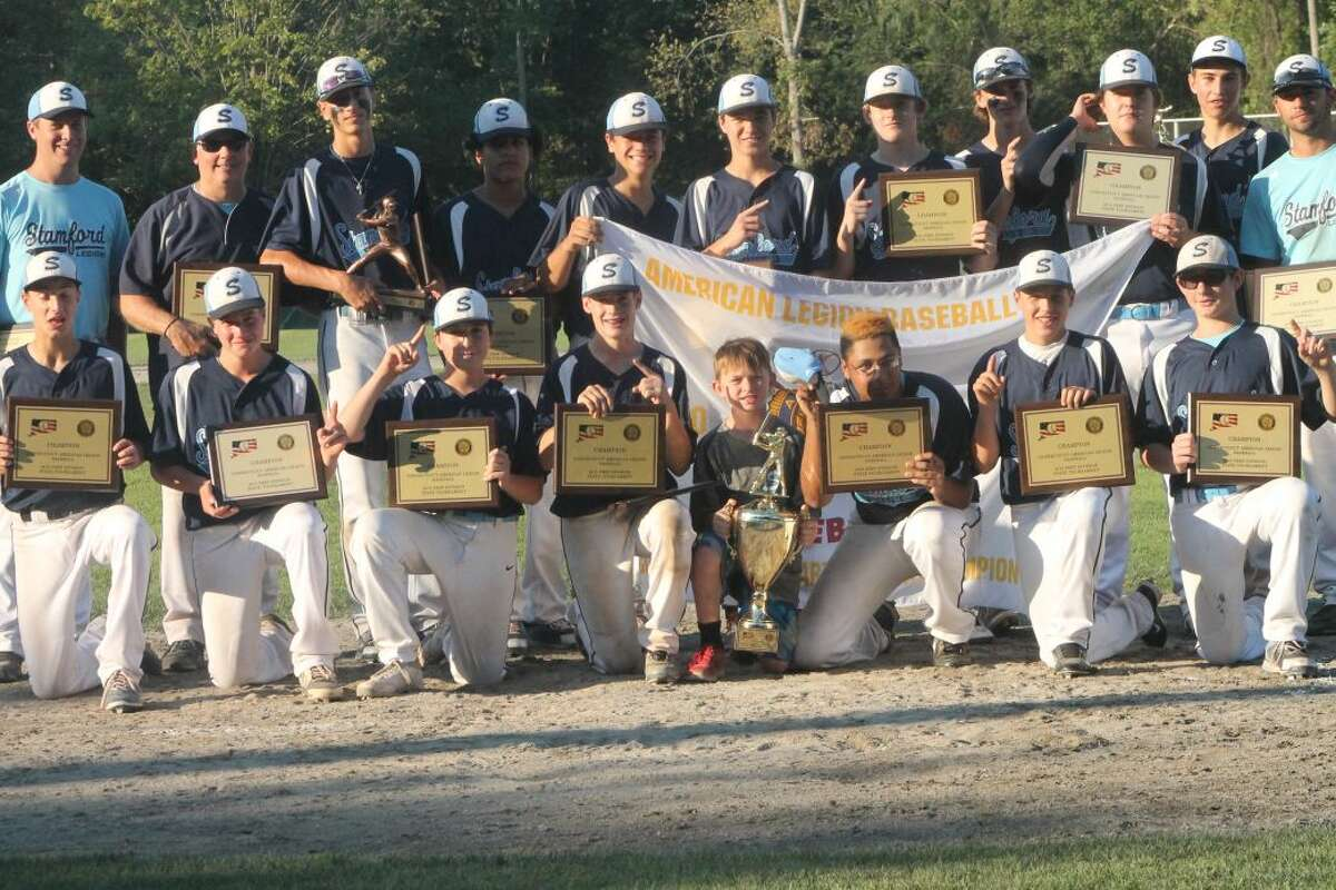 Stamford defeated Middletown 7-0 to win the 15U American Legion state title.