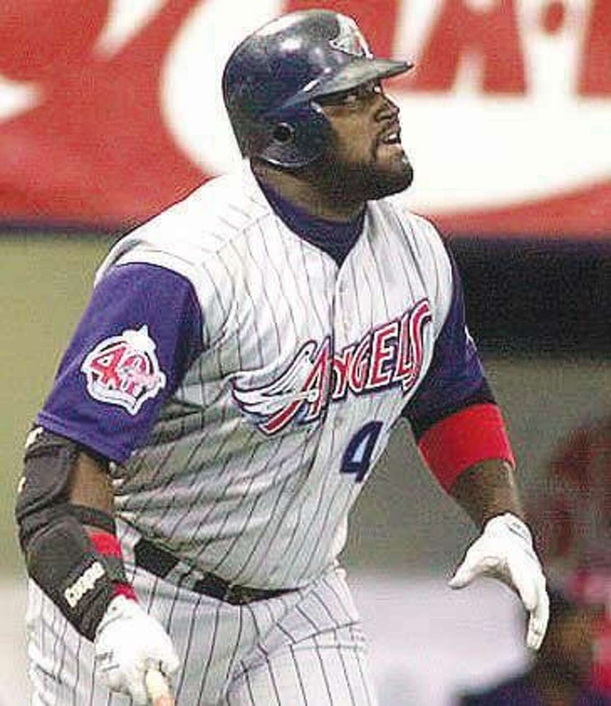 Norwalk native Mo Vaughn, who played with the Red Sox, Angels and Mets and was the American League MVP in 1995, helped lead the Cranbury League all-stars to back to back Kinlock championships in 1979 and '80. In the championship game in 1980, he went 5-for-5 with a home run, two doubles, four RBIs and three runs scored. (APfile photo)