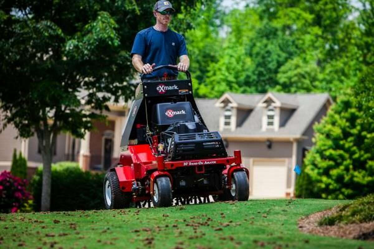 Why You Should Aerate Your Lawn this Fall