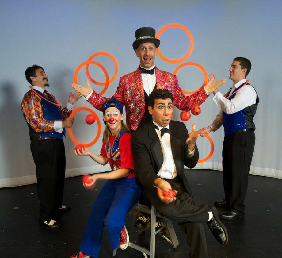 The National Circus Project brings its fun, interactive show to Stamford's Palace Theatre on July 22.