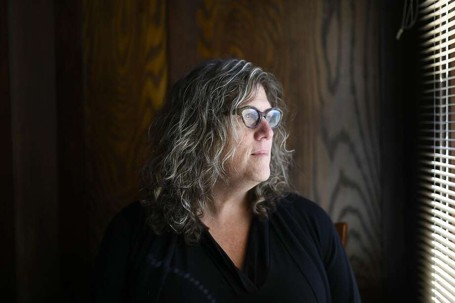Susan Stryker is the historian who helped uncover the story of the Compton's Cafeteria Riot photographed in her home on Thursday, June 9, 2016 in her home in San Fransisco, California. Photo: Michael Noble Jr., The Chronicle