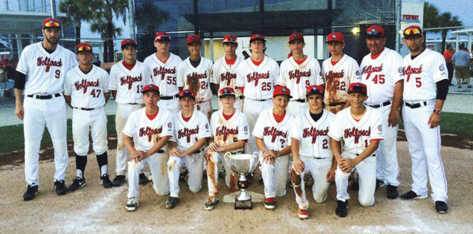Youth Baseball Ct Wolfpack Win National Title The Hour