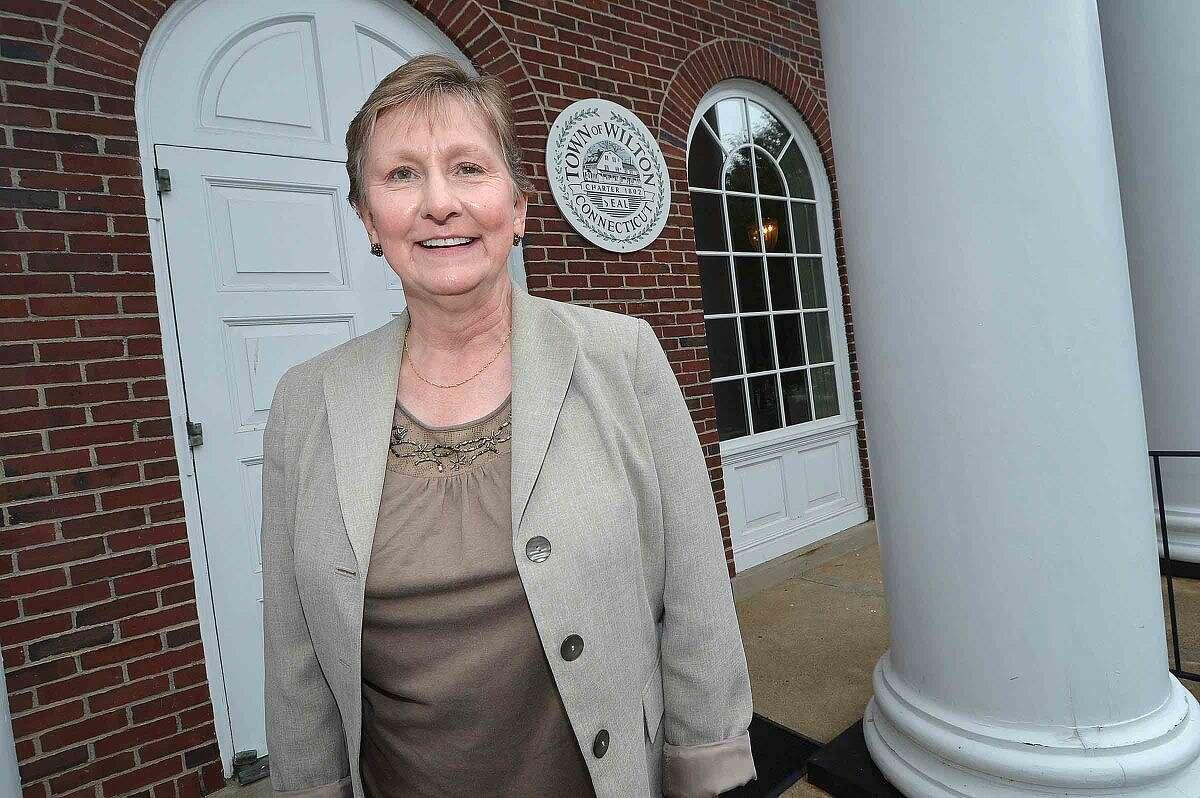 Sandy Dennies, Wilton's chief financial officer.