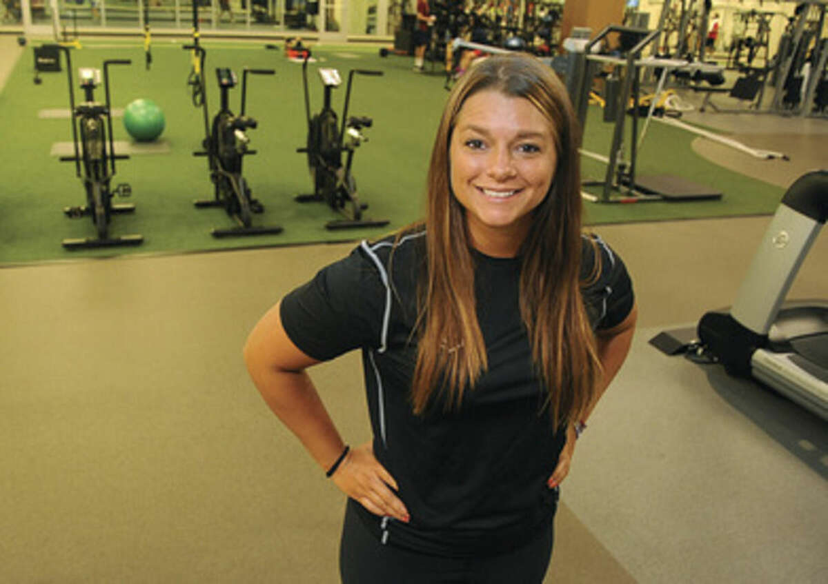 Photo by Matthew Vinci New Westhill girls volleyball coach Marianna Capomolla takes over the program this fall.