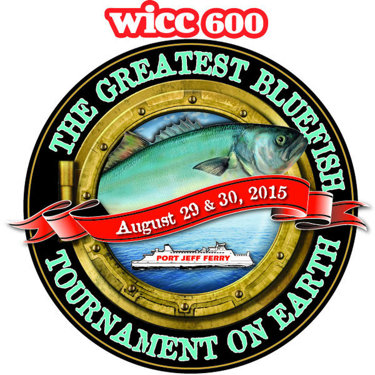 Greatest Bluefish Contest on Earth logo