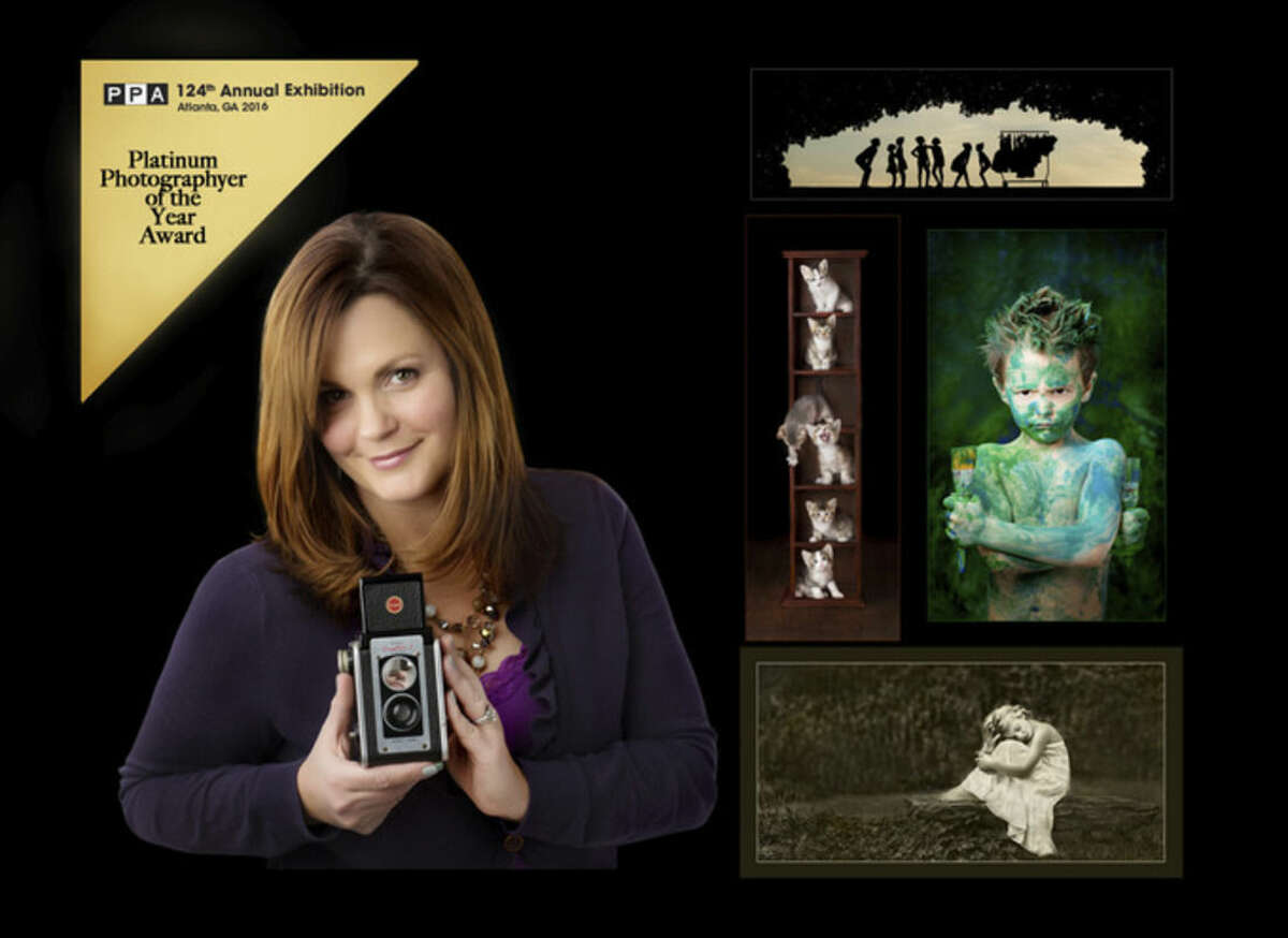 "Contributed photo Wilton photographer Andrea Topalian won ""Platinum Photographer of the Year."""