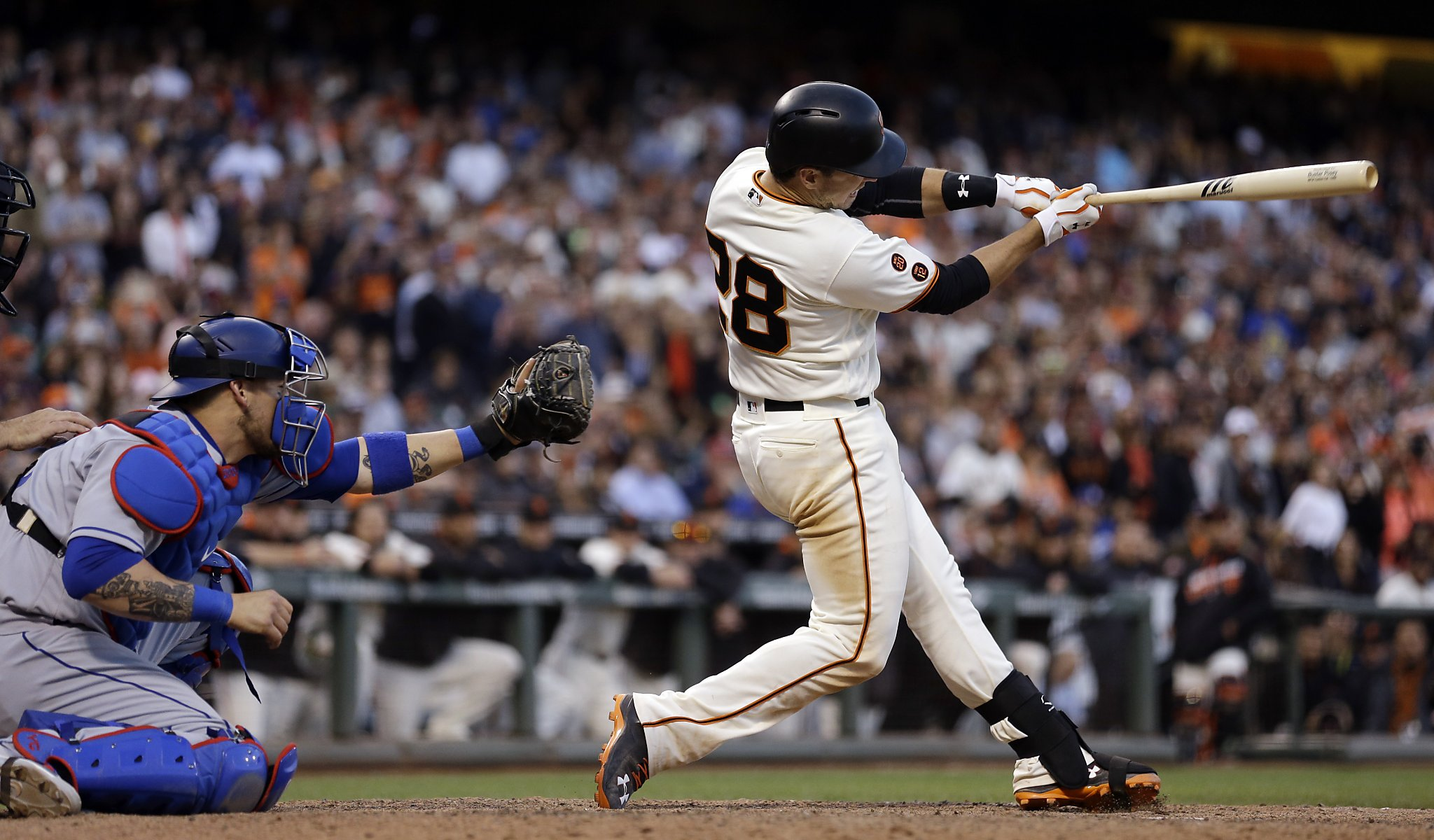 singles in posey Shop from the world's largest selection and best deals for topps buster posey baseball cards shop with confidence on ebay.