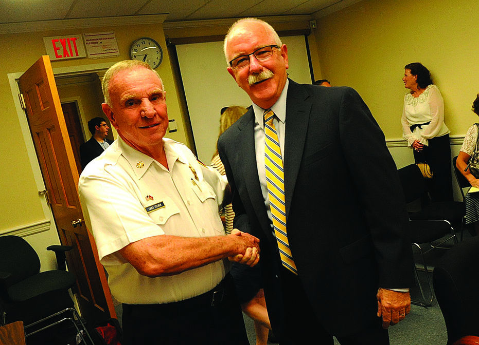 deputy fire chief resume mccarthy appointed fire chief in fairfield the hour