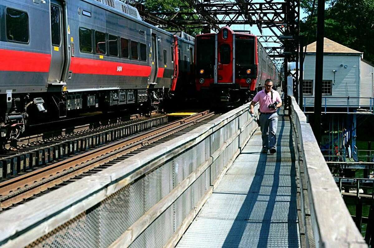 Person hit and killed by metro north train on Westport