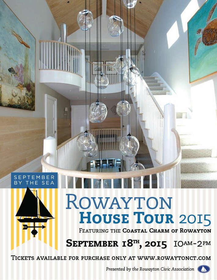 "Rowayton Civic Association's ""September by the Sea"" HOUSE TOUR"